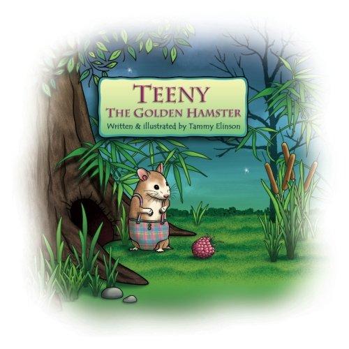 9781489537737: Teeny The Golden Hamster (Volume 1)