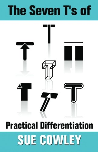 9781489537836: The Seven T's of Practical Differentiation (Alphabet Sevens)