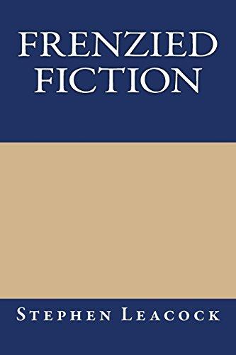 9781489539151: Frenzied Fiction