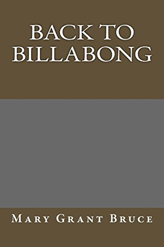 9781489540225: Back to Billabong