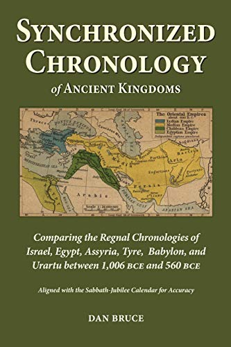 9781489557773: Synchronized Chronology: for the Ancient Kingdoms of Israel, Egypt, Assyria, Tyre, and Babylon