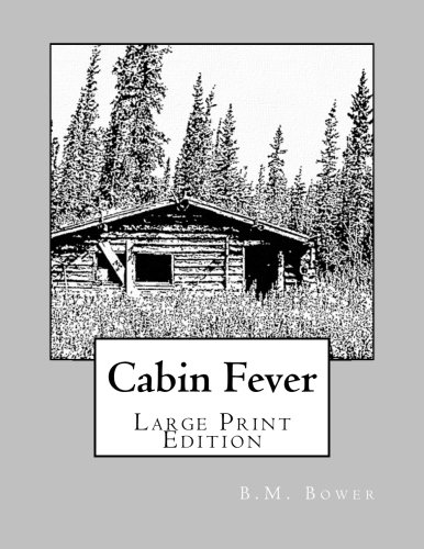 9781489559975: Cabin Fever: Large Print Edition