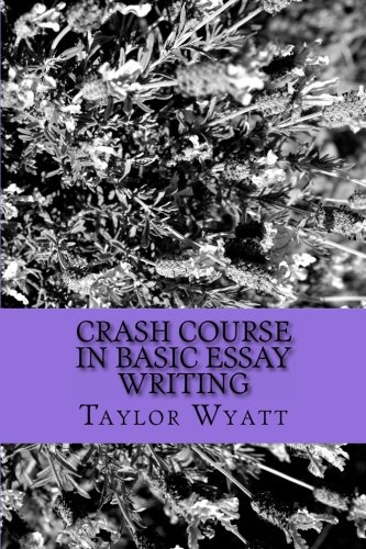 9781489560049: Crash Course in Basic Essay Writing
