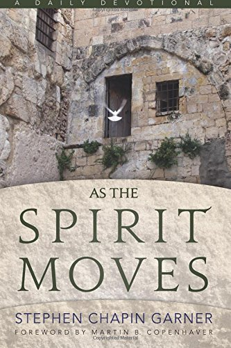 9781489561565: As The Spirit Moves: A Daily Devotional