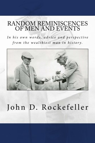 9781489564511: Random Reminiscences of Men and Events