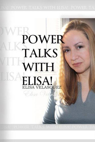 9781489569882: Power Talks with Elisa!