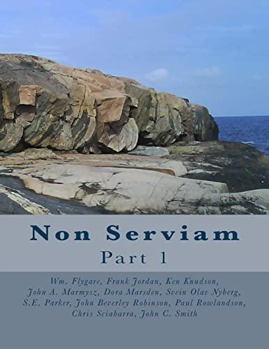 9781489578488: Non Serviam: issues 1-17