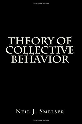 9781489585400: Theory Of Collective Behavior