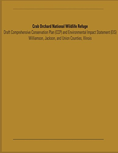 9781489588067: Crab Orchard National Wildlife Refuge Draft Comprehensive Conservation Plan and Environmental Impact Statement