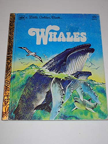 Whales (1489589783) by Jane Werner Watson
