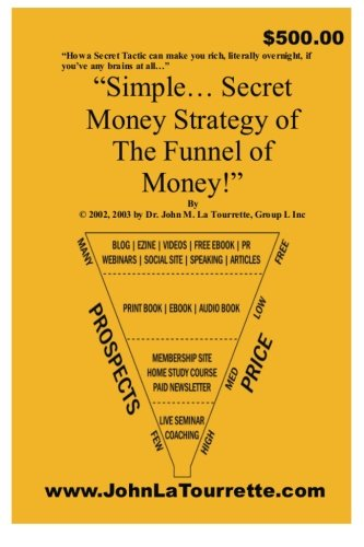 9781489595287: Simple Secret Money Strategy of The Funnel of Money!