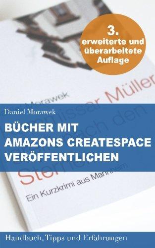 9781489596895: Bücher mit Amazons CreateSpace veröffentlichen. Handbuch, Tipps und Erfahrungen (German Edition)