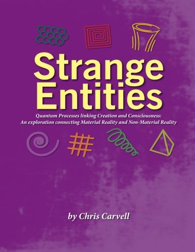 9781489597755: Strange Entities: Quantum Processes linking Creation and Consciousness: An exploration connecting Material Reality and Non-Material Reality