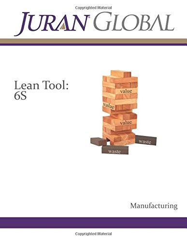 9781489598295: Lean Tool: 6S: Manufacturing