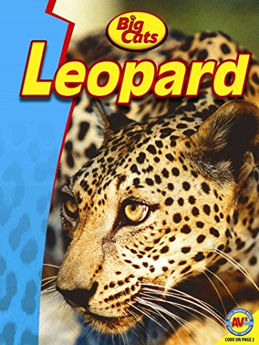 Leopard (Big Cats): Goldsworthy, Steve