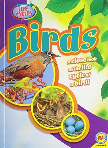 Birds (Life Cycles): Goldsworthy, Steve