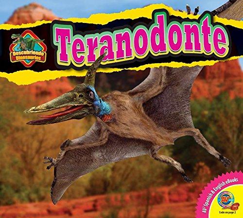 9781489626974: Teranodonte (Descubriendo Dinosaurios/Discovering Dinosaurs)