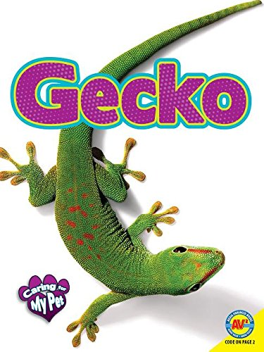 9781489629593: Gecko (Caring for My Pet)