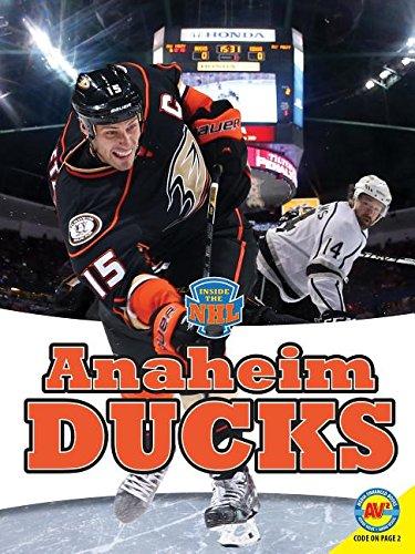 9781489631107: Anaheim Ducks (Inside the NHL)
