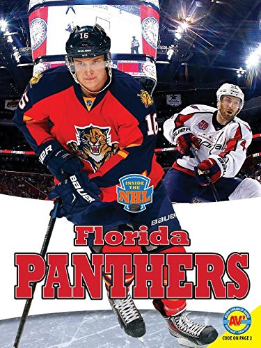 Florida Panthers (Library Binding): Taylor Reed