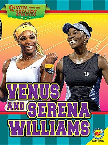 Venus and Serena Williams (Paperback): N/A