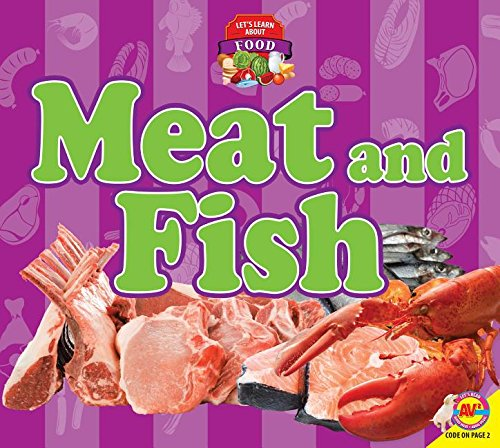 9781489640000: Meat and Fish (Let's Learn about Food)
