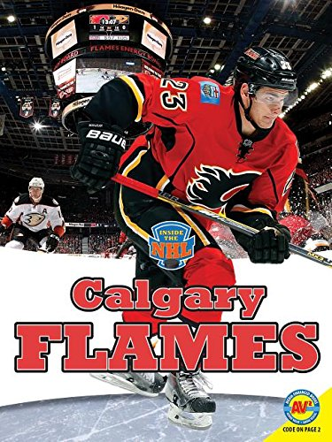 9781489640147: Calgary Flames (Inside the Nhl)