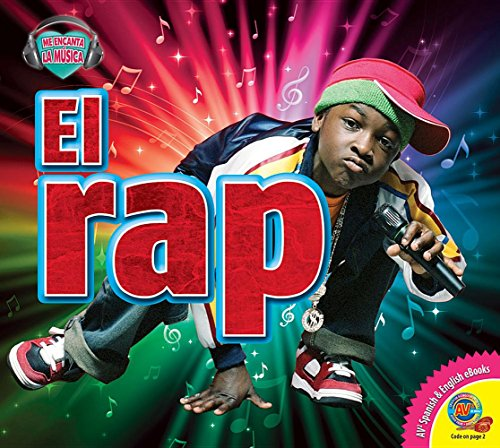 9781489643537: El Rap (Rap) (Me Encanta La Musica (I Love Music)) (Spanish Edition)