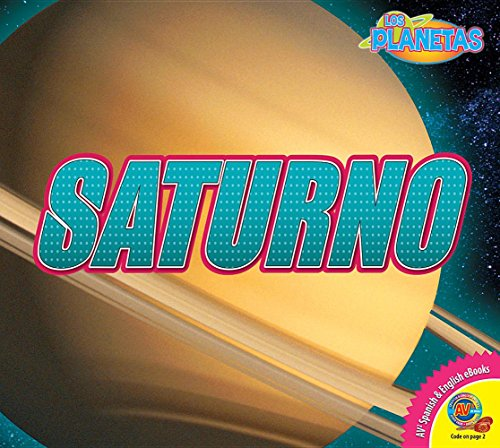 9781489644527: Saturno (Saturn) (Los Planetas / Planets)