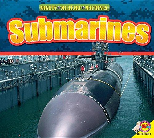 9781489647672: Submarines (Mighty Military Machines)