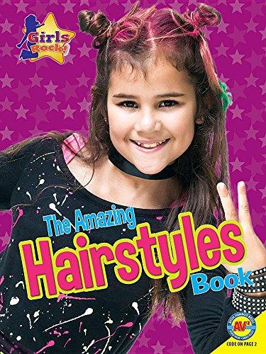 The Amazing Hairstyles Book (Hardcover): Mari Martin