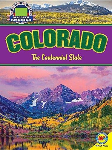 9781489648303: Colorado: The Centennial State (Discover America)