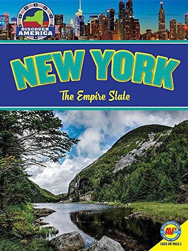 New York: The Empire State (Hardcover): Val Lawton