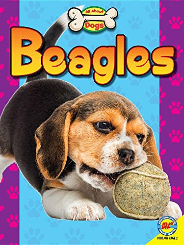 9781489650139: Beagles (All about Dogs)