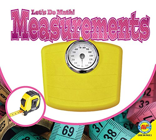 Measurements (Hardcover): Sara Pistoia