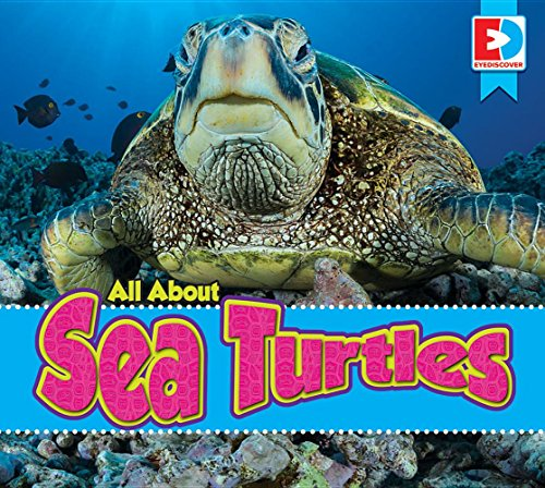 All About Sea Turtles: Gillespie, Katie