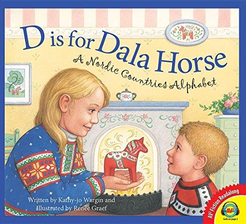 9781489652003: D Is for Dala Horse: A Nordic Countries Alphabet (Av2 Fiction Readalong 2017)