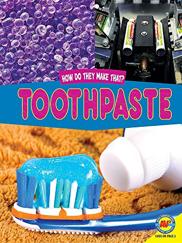 9781489652621: Toothpaste (How Do They Make That?)