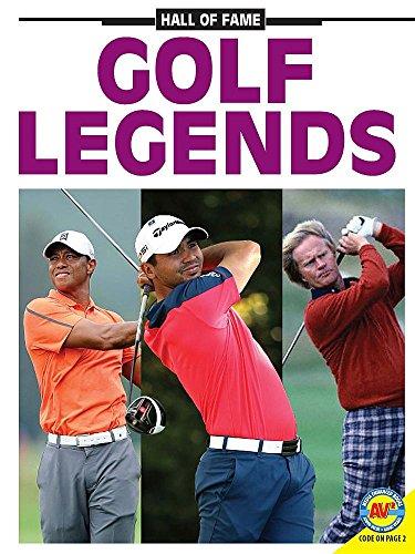 9781489652645: Golf Legends (Hall of Fame)