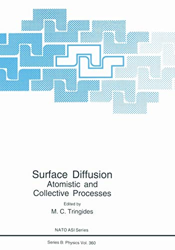 9781489902641: Surface Diffusion: Atomistic and Collective Processes (Nato Science Series B:)