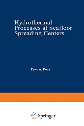 9781489904041: Hydrothermal Processes at Seafloor Spreading Centers (Nato Conference Series)