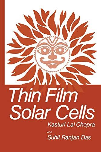 Thin Film Solar Cells: Chopra, K. L.
