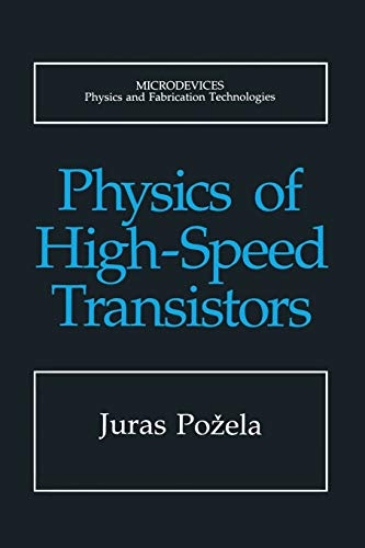9781489912442: Physics of High-Speed Transistors (Microdevices)