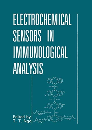 9781489919762: Electrochemical Sensors in Immunological Analysis