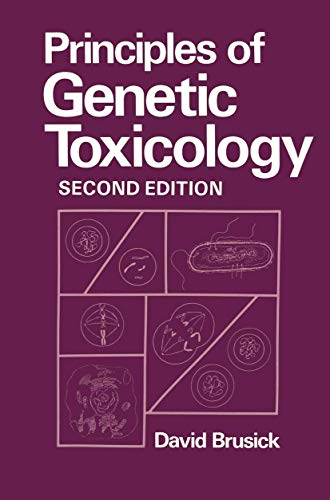 9781489919823: Principles of Genetic Toxicology