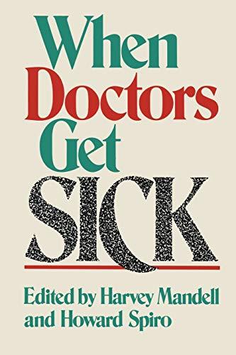 9781489920034: When Doctors Get Sick