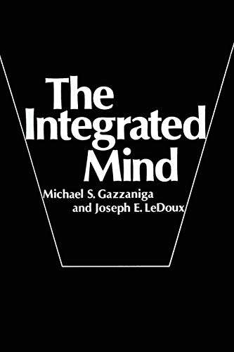 9781489922083: The Integrated Mind
