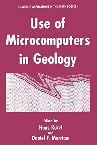 9781489923370: Use of Microcomputers in Geology (Computer Applications in the Earth Sciences)