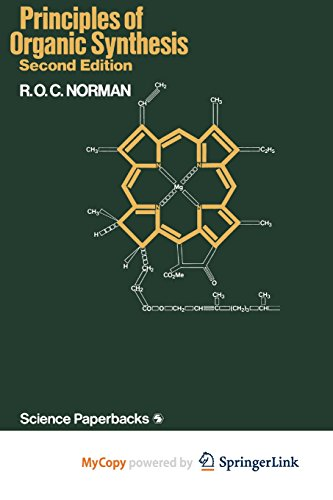 9781489930224: Principles of Organic Synthesis