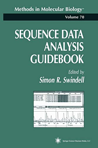 Sequence Data Analysis Guidebook: SIMON R. SWINDELL